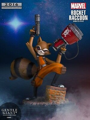 Картинки по запросу Marvel Statues - 1/8 Scale Animated Rocket Raccoon SDCC 2016