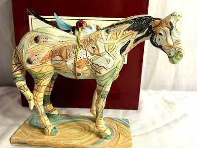 FETISH PONY Trail of the Painted Ponies Horse Figurine 2006 1st Edition MIB!
