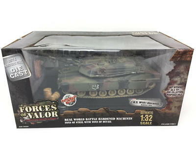 Forces Of Valor Us M1A1 Abrams Baghdad 2003 Tank 1:32 Scale Enthusiast Edition
