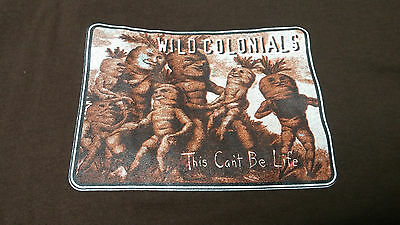 The WILD COLONIALS This Can't Be Life T Shirt 1996 Alternative Band Rock Music