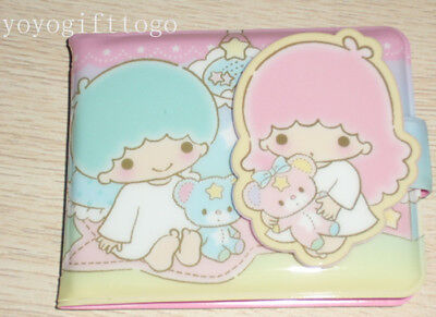 2017 Sanrio Little Twin Stars Kids Wallet Purse #02
