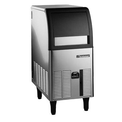Scotsman CU0515GA-1 Ice Maker 67lb Cube Ice Machine Air Cooled Self Contained