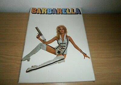 Barbarella * Jeanc-Claude Forest * Jane Fonda  Hardcover * Printed 1968 Germany