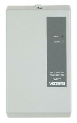 Valcom VC-V-9970 Digital 1 Zone Page Control Adapter