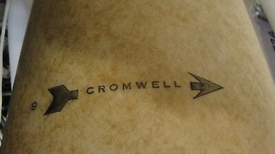 Vintage Original Cromwell Tympan Letterpress Paperl 20 inch ROLL per 2 foot