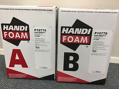 Handi Foam 1000 BF  + 350 Free BF, Open Cell Spray Foam Insulation Kit FR