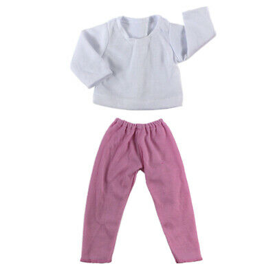 Cute Clothes Dress Outfits Pajames For 18 inch  Doll