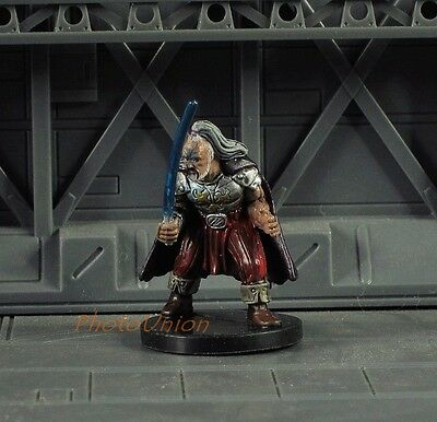 WOTC Star Wars Miniature Minis Universe Old Republic Lord Hoth K381D