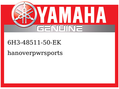 Yamaha OEM Part 6H3-48511-50-EK HOOK, steering