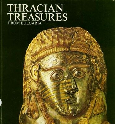 Ancient Thrace Scythia Treasures (Bulgaria) Jewelry Vases Swords Sculpture Masks