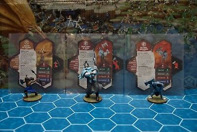 Heroscape Icewind Scourge - from Expansion Wave 13 Moltenclaw's Invasion