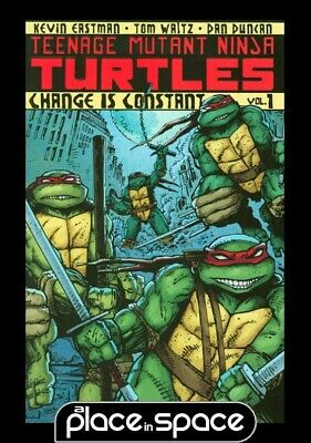 Tmnt Ongoing Vol 01 - Softcover