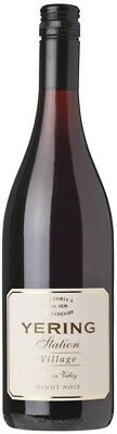 Yering Station `Village` Pinot Noir 2015 (6 x 750mL), Yarra Valley, VIC.