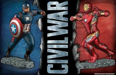 Other Statues--Captain America 3: Civil War - Steve Rogers 1:6 Scale Limited ...