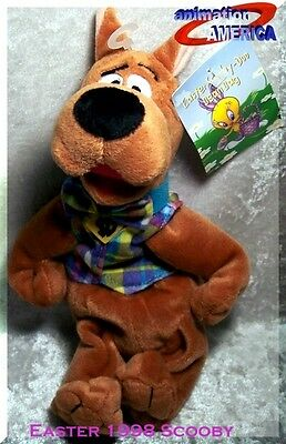 Scooby (Easter,doo,bean bag,plush,toy,bunny)
