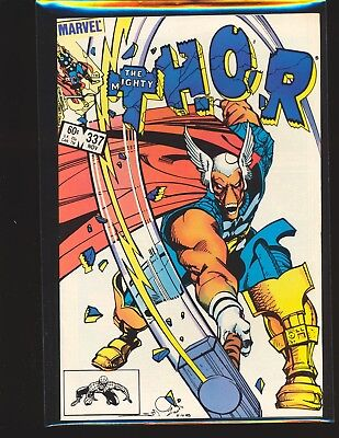Thor # 337 - 1st Beta Ray Bill Fine/VF Cond.