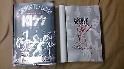 Nothin' to Lose : The Making of KISS (1972-1975) by Paul Stanley, Ken Sharp and