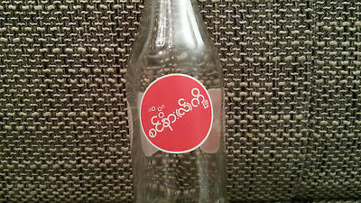 Sinalco Cola Glass Bottle 0,2L Collect Germany Glasflasche Sammeln Softdrink