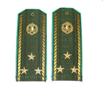 Ukrainian Army Infantry Shoulder Boards for Rank of 1st LT