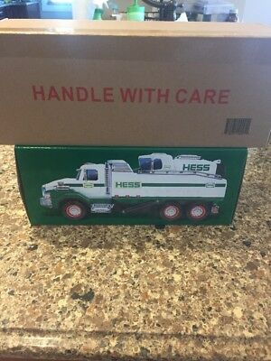 2017 Hess Dump Truck And Loader   BRAND NEW SOLD OUT