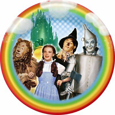"""The Wonderful Wizard of Oz 9"""" Paper Dinner Plate"""