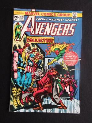 Avengers #119 MARVEL 1974 - NEAR MINT 9.0 NM - Rutland, Vermont Halloween issue!