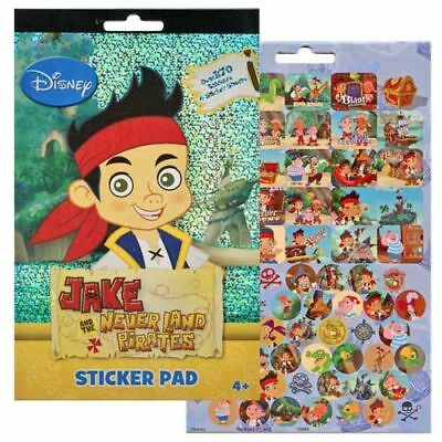 Jake Sticker Pad with Over 270 stickers