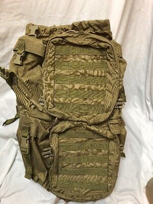 Eagle Industries Litter Bag V2 75th Ranger SFLCS Khaki 500D
