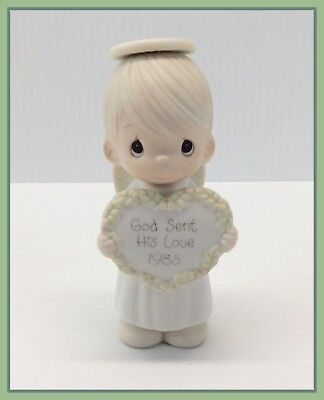1985 Vintage Precious Moments ANNUAL EDITION COLLECTIBLE Figurine 15881 NO BOX