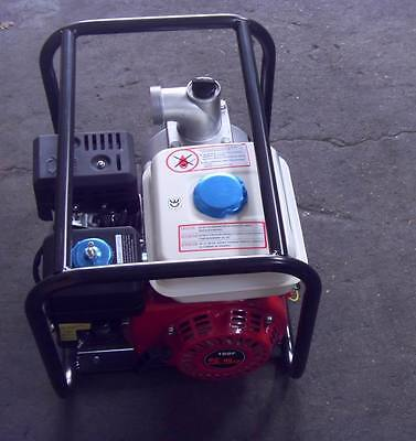 Petrol Water Pump 2 Inch New Incs 10 Mtr Inlet And 25 Mtr Outlet
