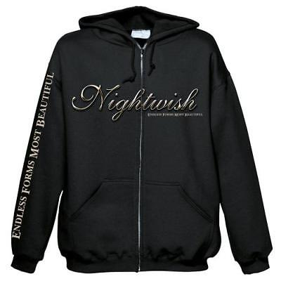 NIGHTWISH, Globe Hooded Zipper XXL *NEU*