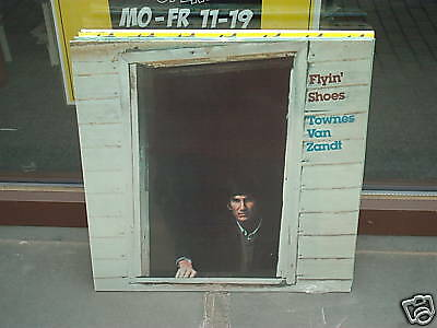 Townes Van Zandt - Flyin´Shoes - ltd.180g LP Vinyl //// Neu & OVP