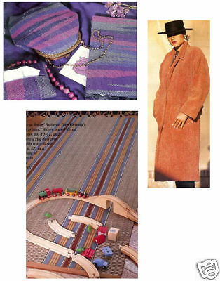 Weaver's magazine 11: rug primer; simple inlay; bathmat