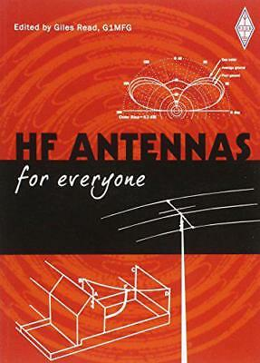 HF Antennas for Everyone by Read, Giles | Paperback Book | 9781905086597 | NEW
