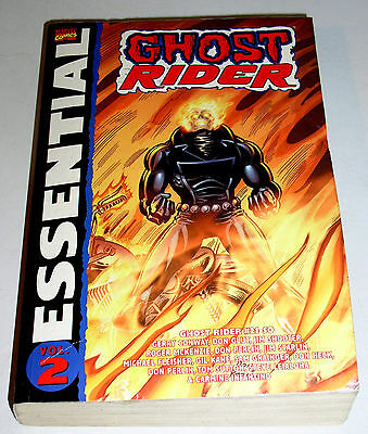 ESSENTIAL GHOST RIDER VOLUME 2  SC 568 PAGES  gv