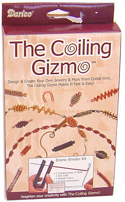 Beading & Wire Jewelry Coiling Gizmo