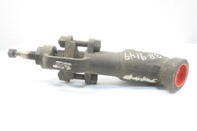 New Dresser 7330W-1 Hancock Steel Socket Weld 2In Globe Valve D592813