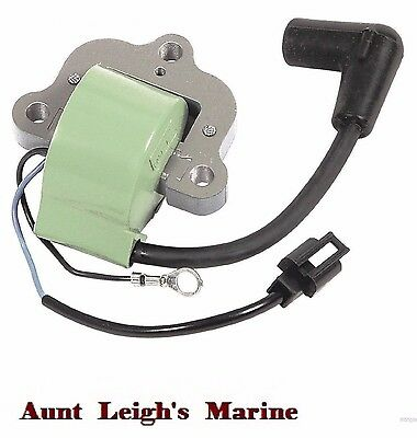 Ignition Coil Kit For Johnson Evinrude 18 20 25 35HP18-5172 581786 581370 502881
