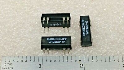 MAGNECRAFT REED RELAY 5VDC 46 Ohm 500 mA DPDT - 1 pc