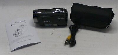 "Besteker HD 1080P 24MP 16X Digital Zoom Video Camcorder with 2.7"" LCD Screen"