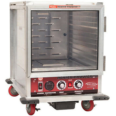 Win-Holt NHPL-1810/HH Half Height Mobile Non-Insulated Heater Proofer Cabinet