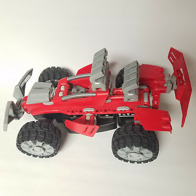 LEGO Racers RC RED BEAST 8378 Race Car Radio Remote Control RETIRED No Remote