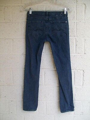 Boys 7 For All Mankind Jeans Sz 10 Slimmy Slim Fit Preowned