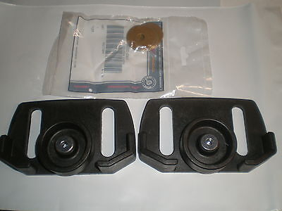 (Set of 2) SnowBlower Rolling Skid Shoes for Ariens