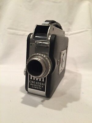 Vintage Cine Kodak Magazine 8 Movie Camera