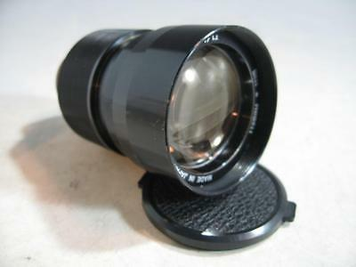 Vintage Bell & Howell 16MM 2 Inch f1.2 51MM Lens For Video/Movie Cameras