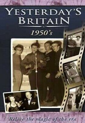 Yesterday's Britain: The 50s DVD (2004) cert E Expertly Refurbished Product