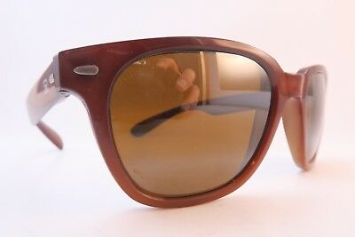 Vintage Vuarnet sunglasses brown etched double gradient mirrored lenses France