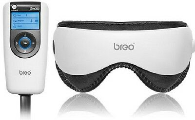 NEW Breo  iSee 360 Digital Temple & Eye Massager