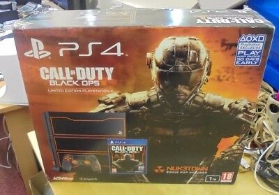 Sony Playstation 4 - Empty Box Only - CALL OF DUTY: BLACK OPS 3 - MM029